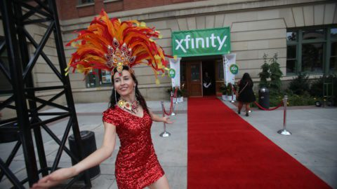 """Comcast Utah hosts NBCUniversal Olympics """"Road to Rio"""" Party"""