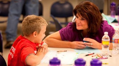 Beyond School Walls Partnership with Big Brothers Big Sisters of Utah