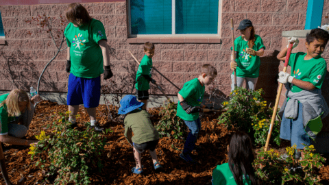 Utahns Come Out in Force on Comcast Cares Day