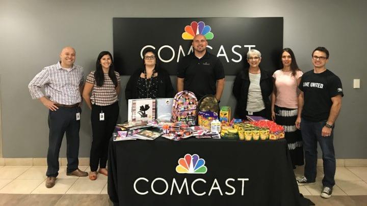 Stuff the Bus – Collecting School Supplies for Utah Children
