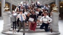Comcast Celebrates the Best and Brightest High School Seniors in Utah